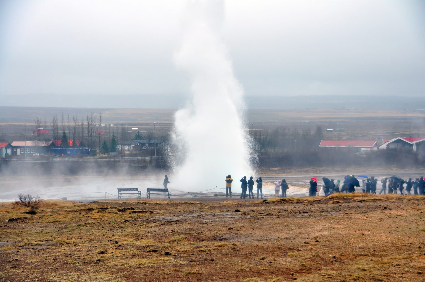 The Great Geysir Golden Circle Tour Iceland