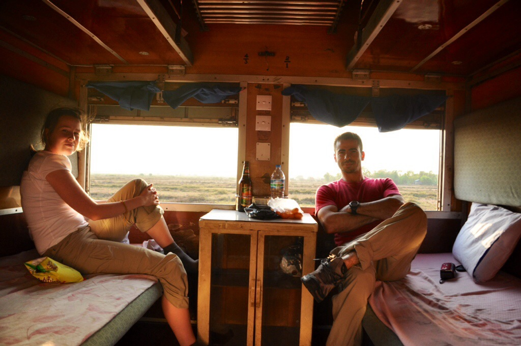 VIDEO –  An Insight Into Myanmar Train Journeys
