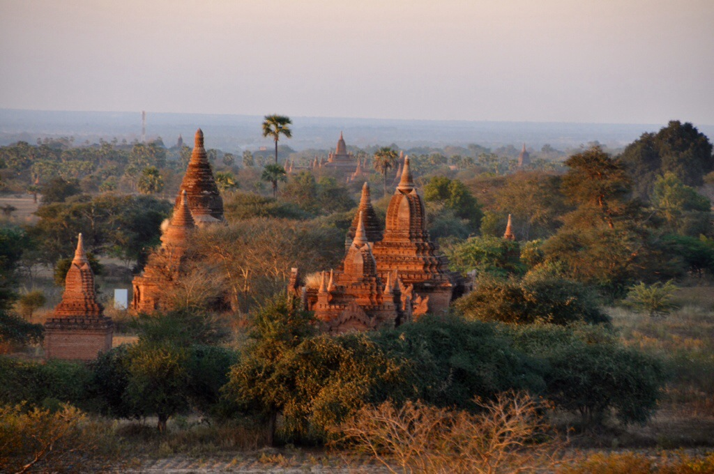 VIDEO – A glimpse into the mystique of Bagan