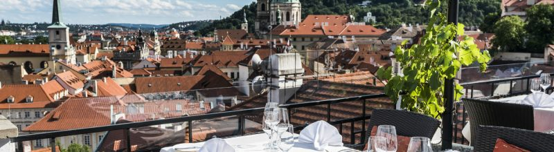 Top Restaurants with a view Prague
