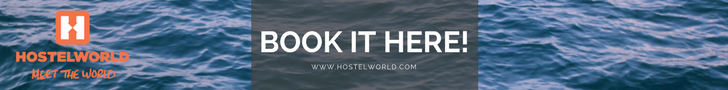 Hostelworld Banner for The Wandering Wanderlusters