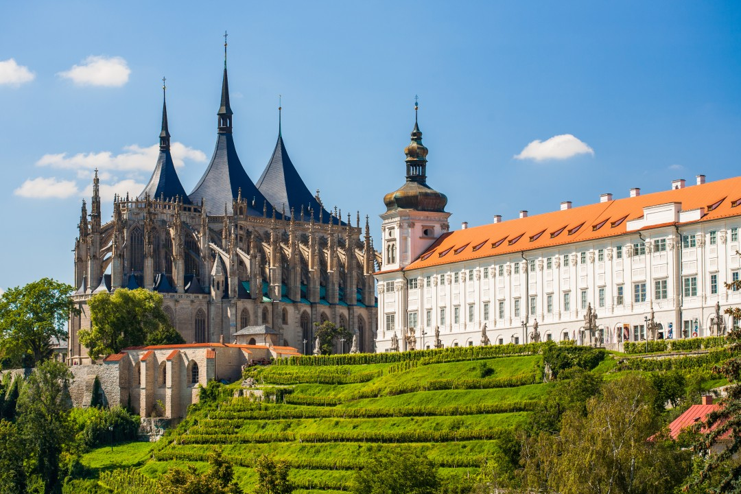 Kutna Hora Day Trip from Prague Czech Republic