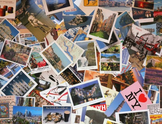 Travel-Postcards-Souvenirs