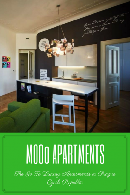 MOOo Luxury Apartments Prague Czech Republic