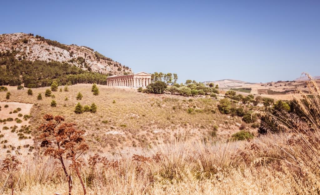 Segesta Greek Temple in Sicily | Reasons to visit Sicily