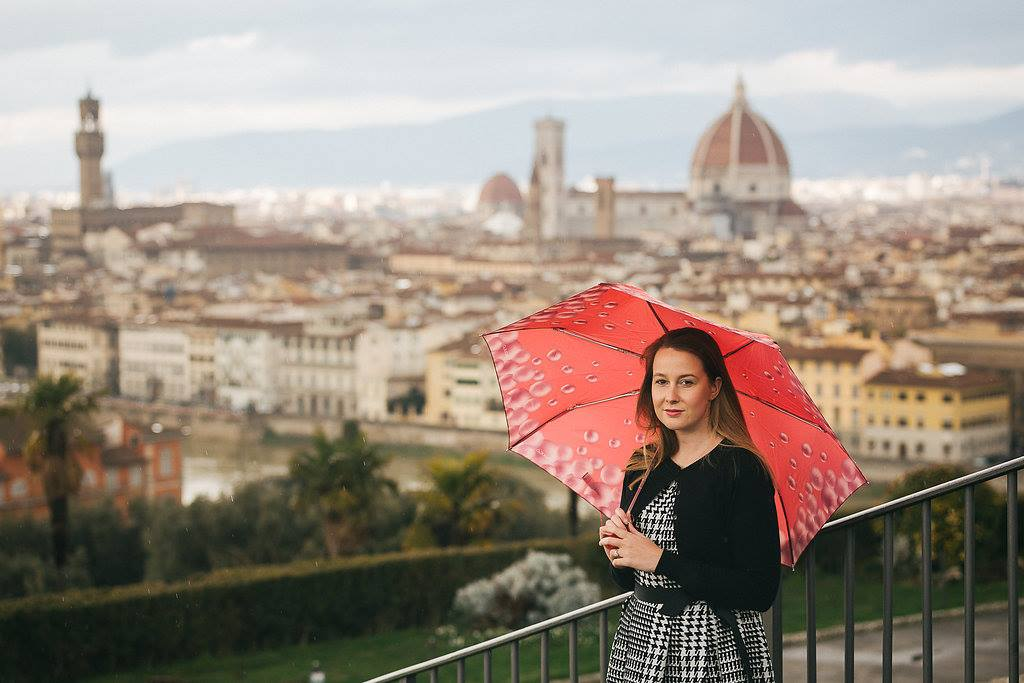 Personal Photoshoot in Florence with Wanderzoom Vacation Photographers