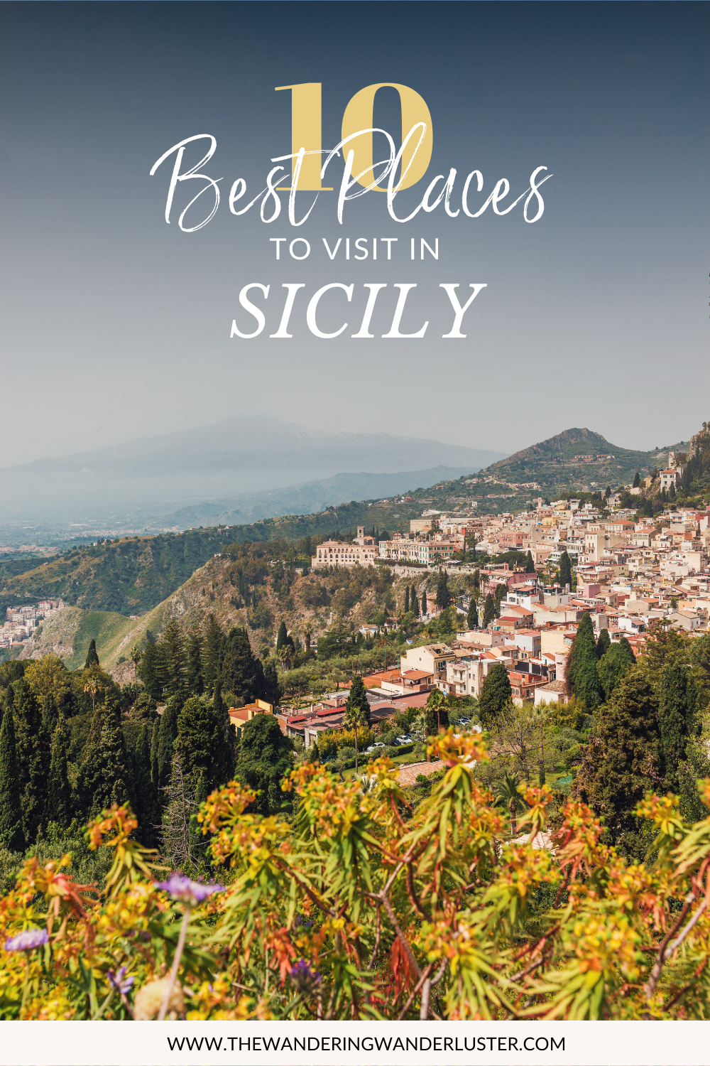 Best Places to visit in Sicily | Top places to visit in Sicily for first timers | Top Sights of Sicilt