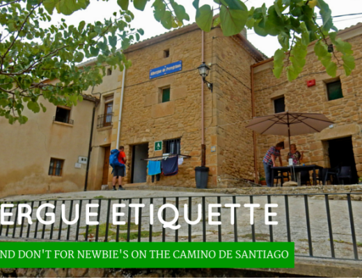 Albergue Etiquette on the Camino de Santiago