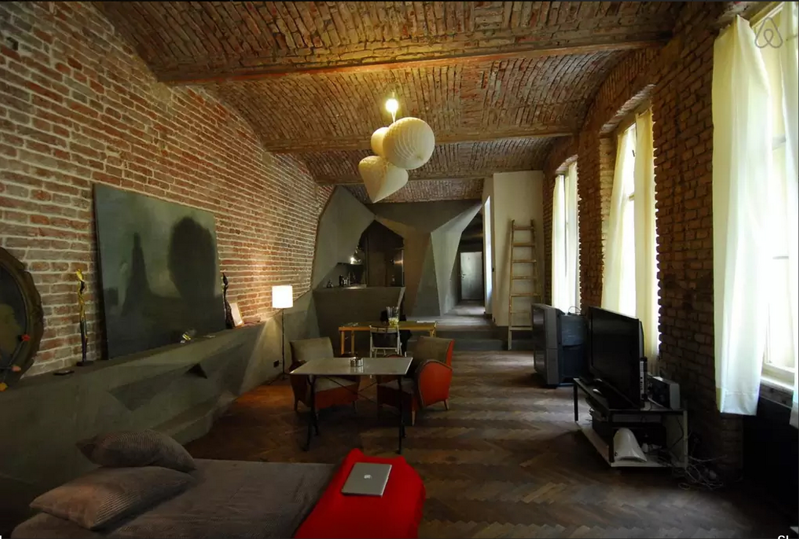 10 of the best airbnb apartments in prague the wandering for Designer apartment prague