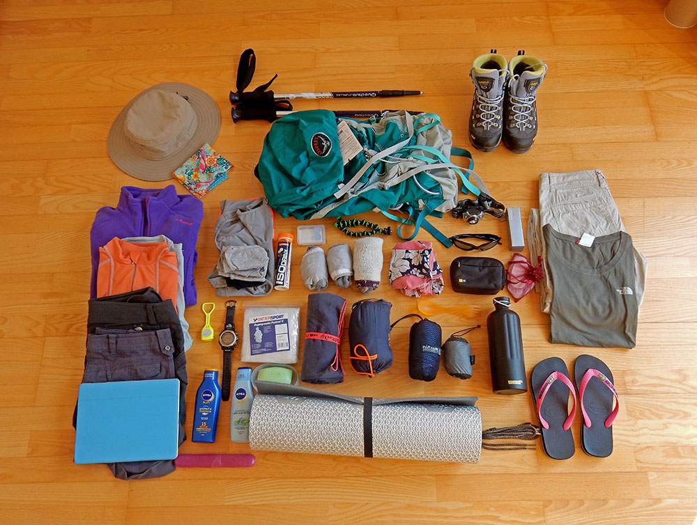What To Pack For The Camino De Santiago | The Wandering ...