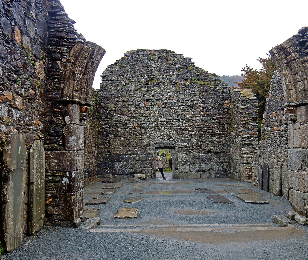 Cathedral of St Paul & St Peter Glendalough Wicklow Ireland