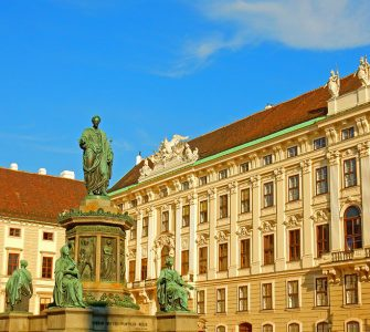 Top Things To Do In Vienna - Hofburg Palace