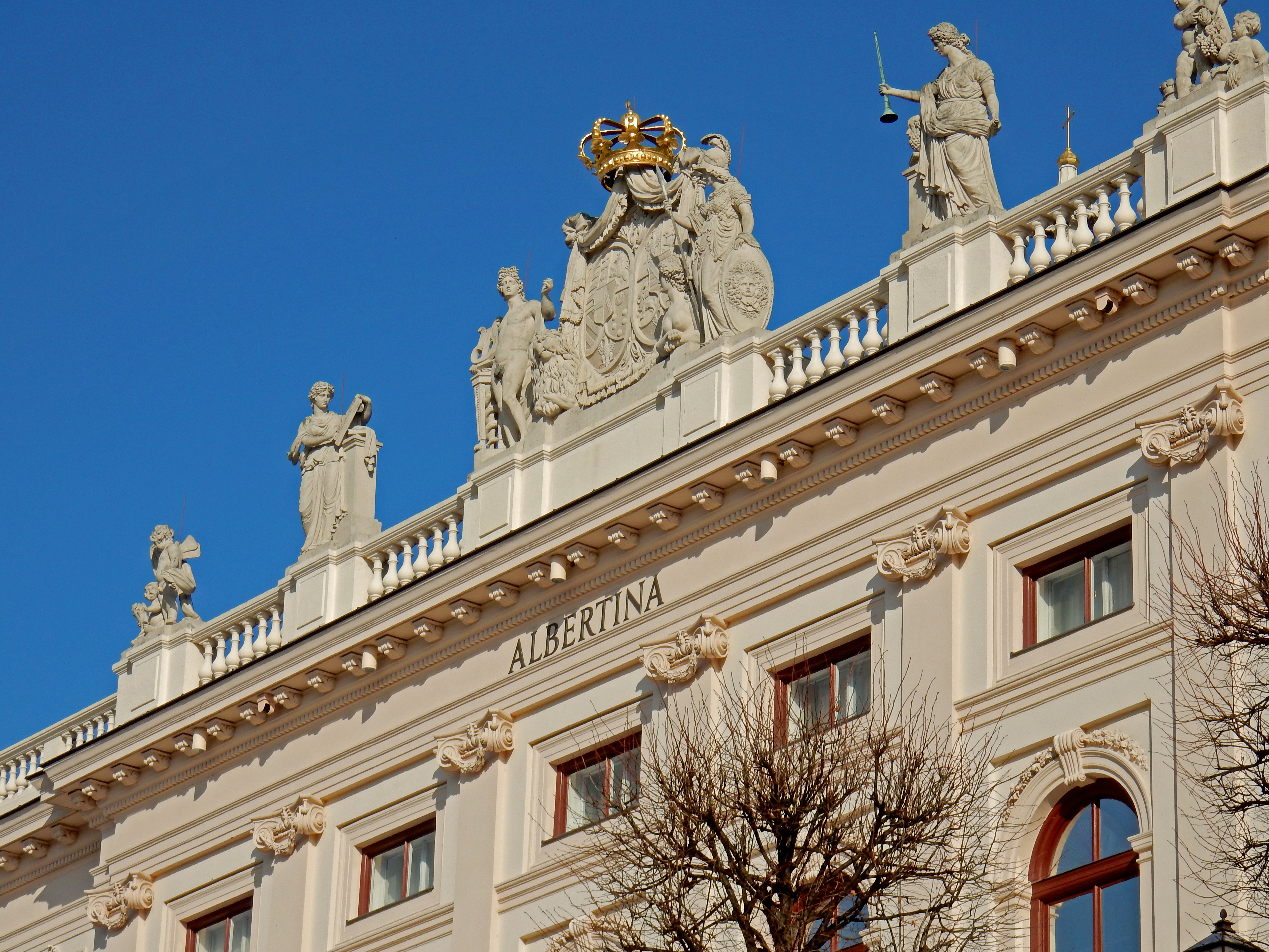 Top Things To Do In Vienna - See Some Art - Albertina Museum Vienna Austria