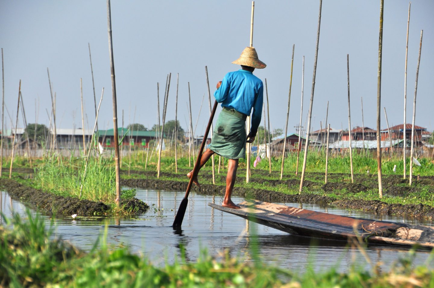 Day 14 A Boat Trip On Inle Lake