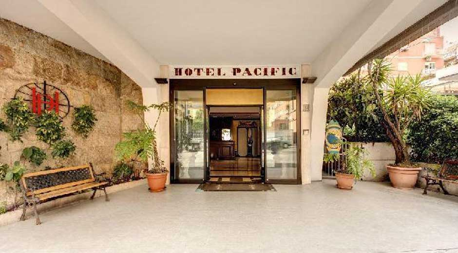 Review of Hotel Pacific Rome