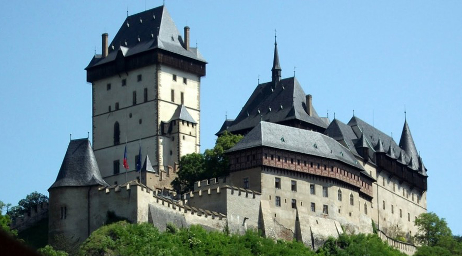 Further explorations of Bohemia…A Day Trip to Karlstejn Castle