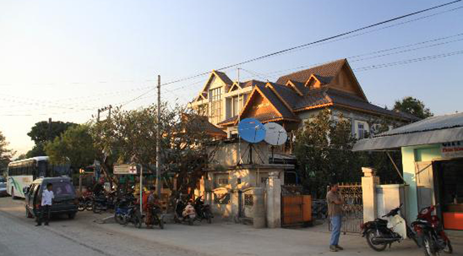 Review of Mr Charles Guesthouse Hsipaw