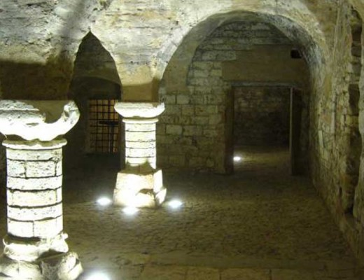 Pragues Underground City