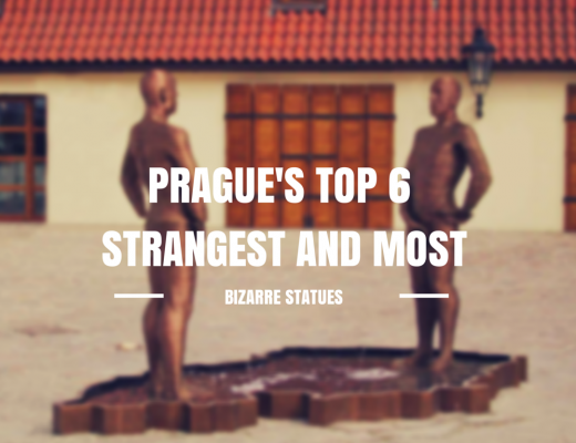 Strange Statues in Prague