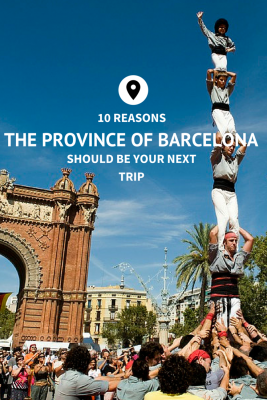 10 Reasons The Province Of Barcelona Should Be Your Next Trip © Samantha Hussey The Wandering Wanderluster https://thewanderingwanderluster.com/10-reasons-barcelona-province-should-be-your-next-trip/