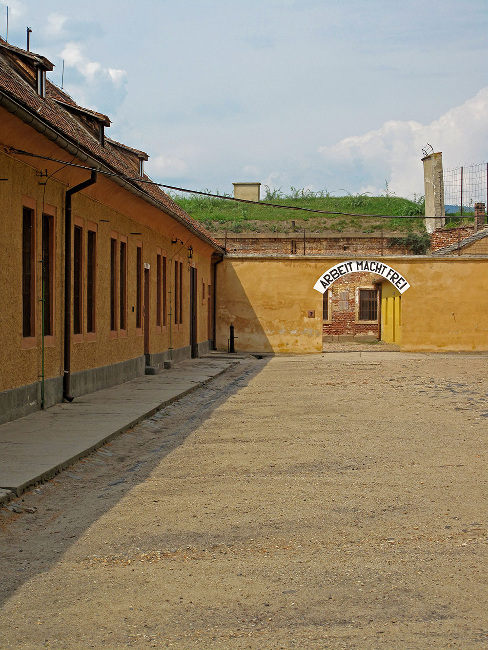 Terezin-Concentration-Camp-Courtyard-2