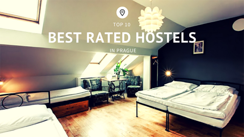 top 10 best hostels in prague