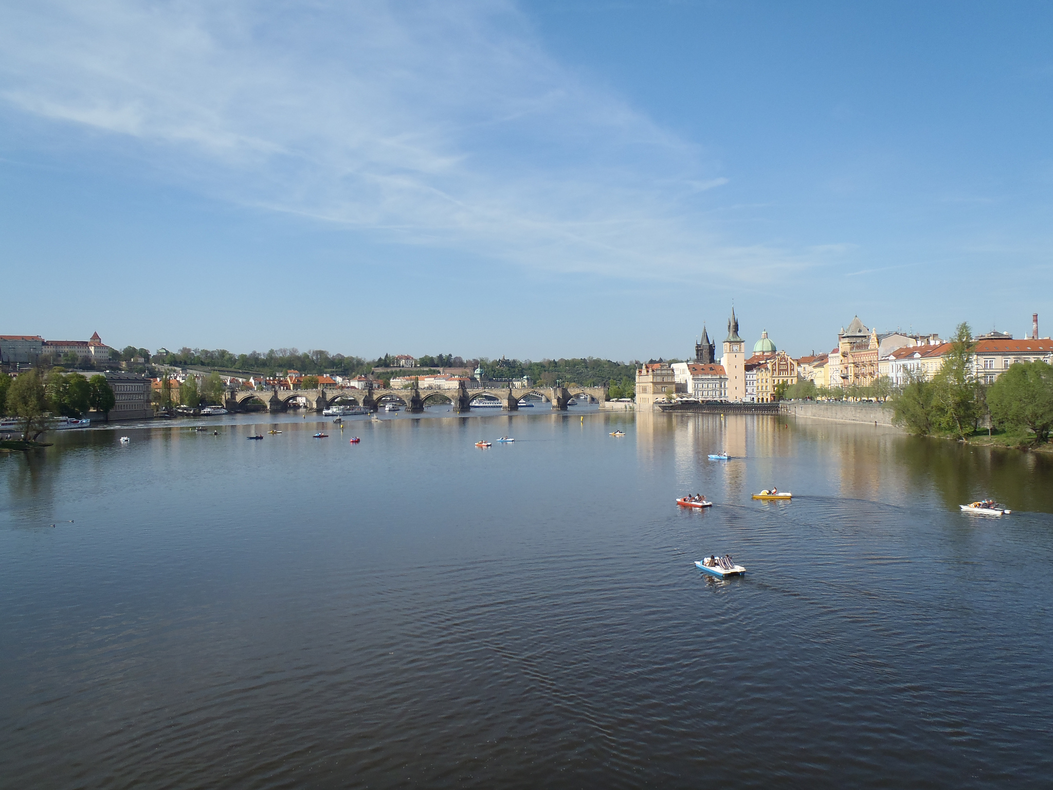 Vltava River by Sheep R Us Flickr