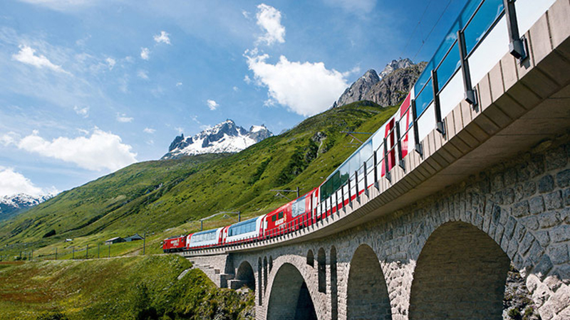 Win a month's first class travel for 2 in Europe with Rail Europe!