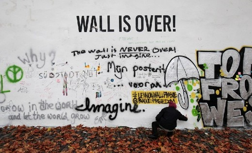 John Lennon Wall Nov 2014