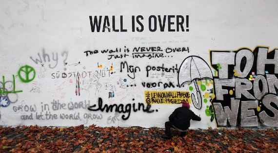 Wall Is Over – The end of an era…