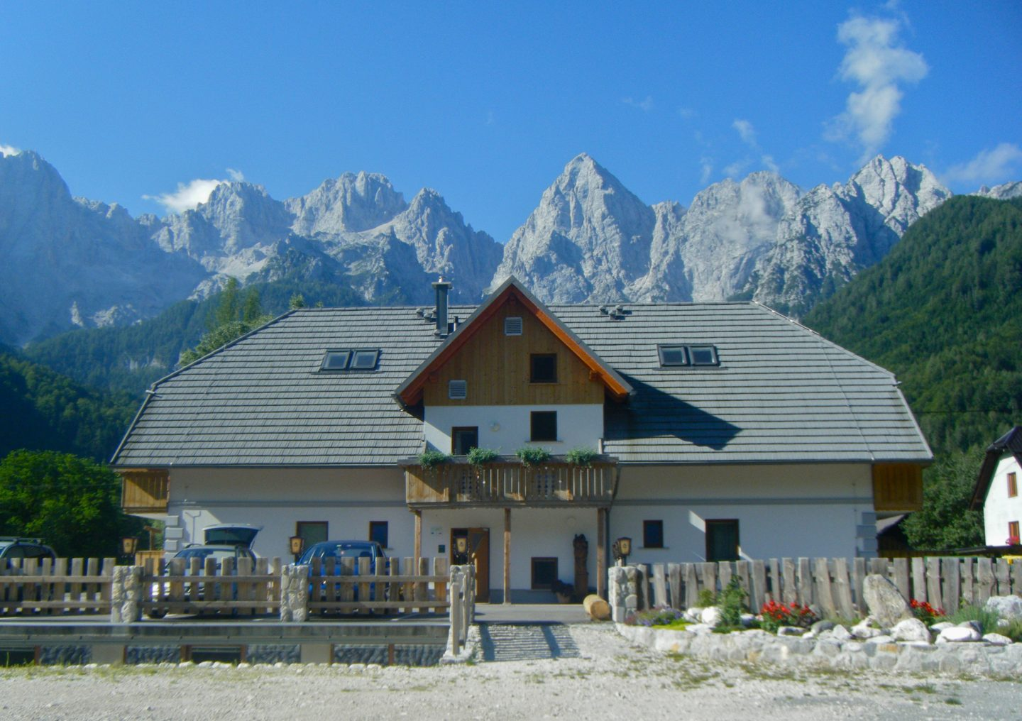 Review of Garni Hotel Rute in Kranjska Gora Slovenia